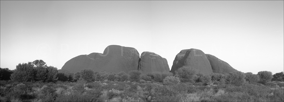 Kata Tjuta (The Olgas) Northern Territory