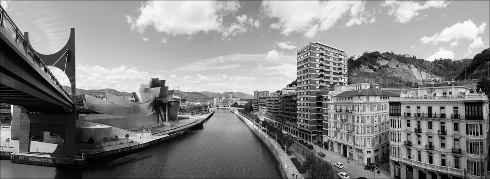 The Guggenheim Museum,Bilbao,Spain