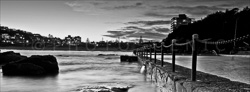 Panoramic Black and White Photos