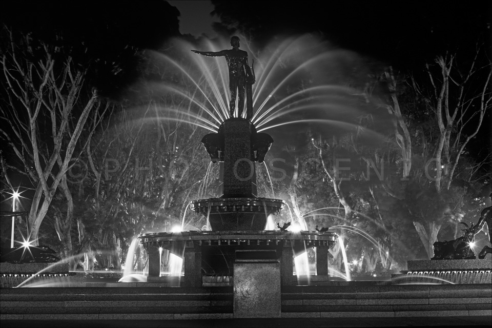Archibald Fountain-Hyde Park-Sydney
