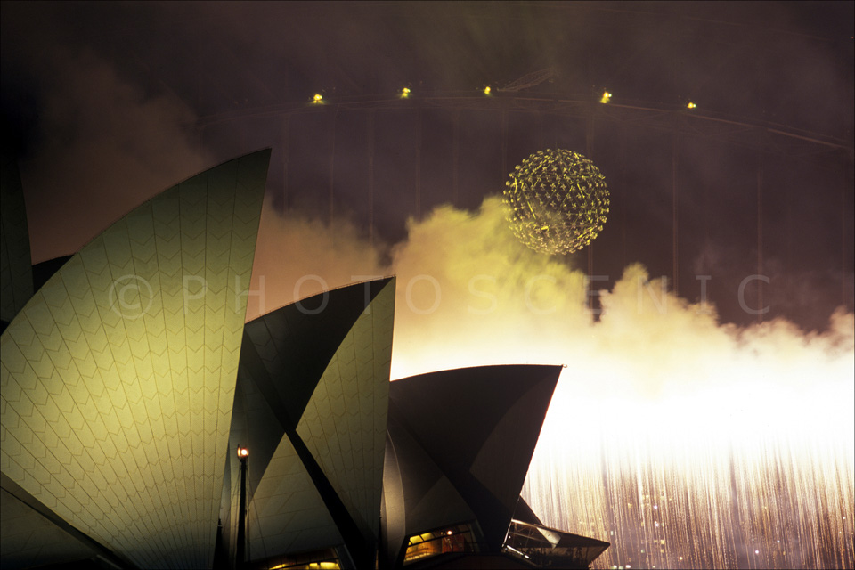 2005-2006 Sydney New Year Celebrations Fireworks