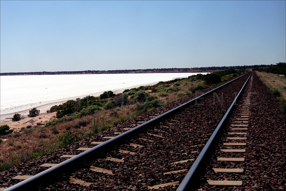 The Ghan Tracks