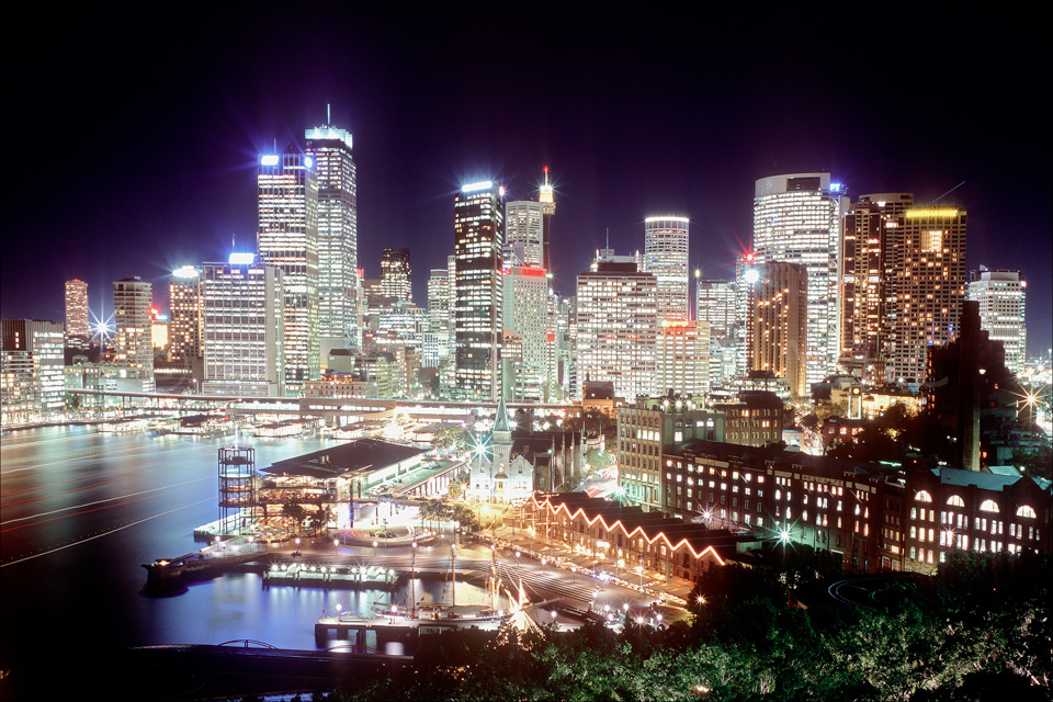 The City of Sydney